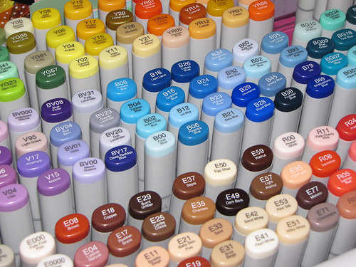 COPIC – Markers