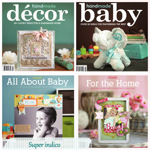 revistas Decor: Baby