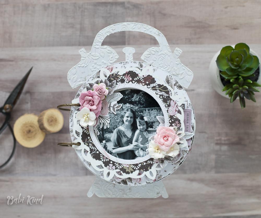 Mini Album Rose Quartz