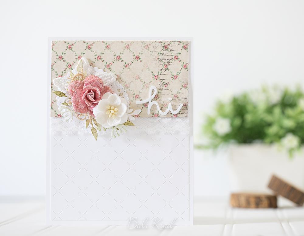Cartão + tutorial